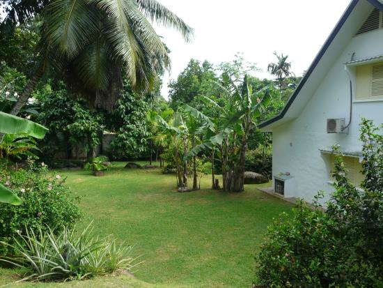 Jardin picture of villa kordia pointe larue tripadvisor for Villa jardin seychelles