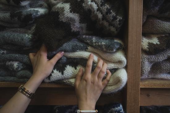 Handknitting Association Of Iceland Picture Of Handknitting