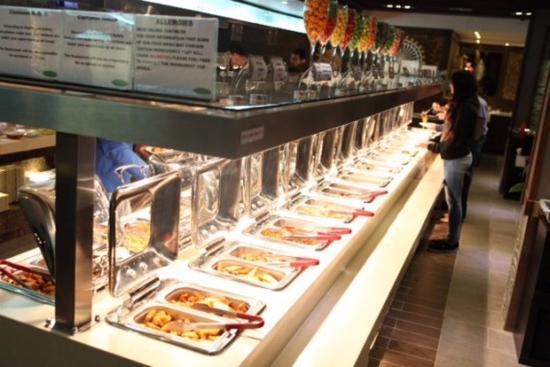 Chinese Buffet Restaurant Brentford