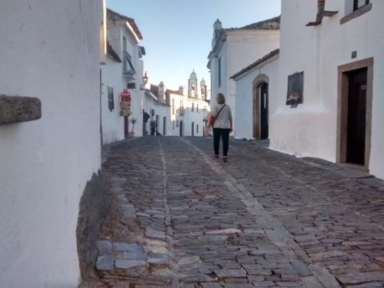 Casa Pinto: ruas