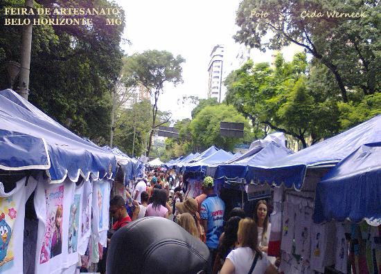 Feira de Artesanato da Avenida Afonso Pena
