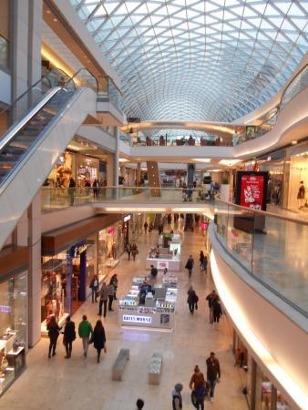 Inside Eurovea Galleria - Picture of Eurovea Galleria 38c1337284b