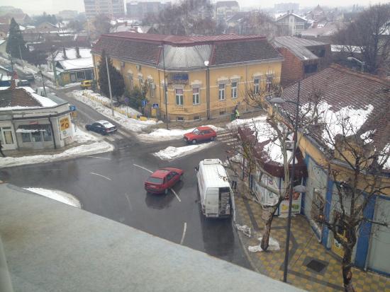 Pozarevac, Serbia: Besökte hostel Pozarvac februari 2014.