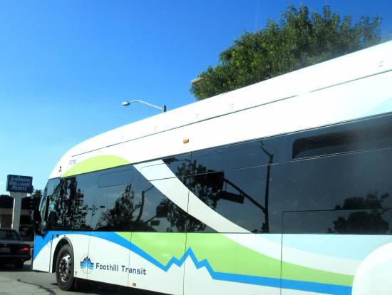 Foothill Transit, West Covina, Ca