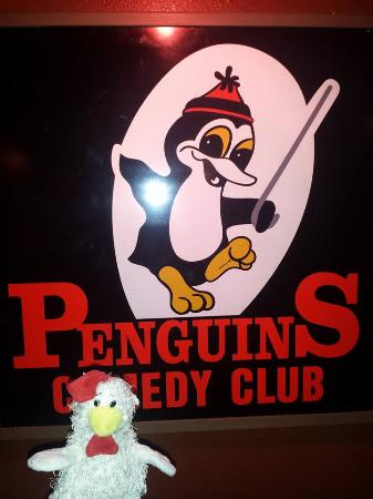 ‪Penguins Comedy Club‬
