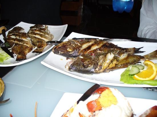 Sirokan Restaurant: un poisson entier par personne