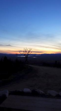 Rangeley Lake Resort, a Festiva Resort: View from Quill Hill (360 View)