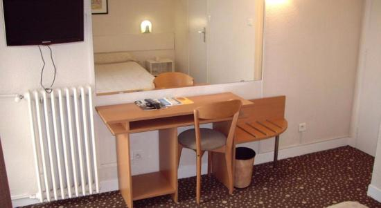 Hotel Ours Blanc Place Victor Hugo: Habitación doble