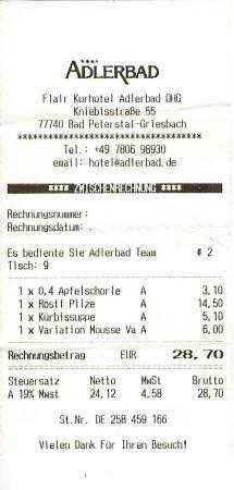 Flair Hotel Adlerbad Bad Peterstal