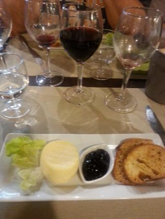 Тенс, Франция: le fromage de brebis