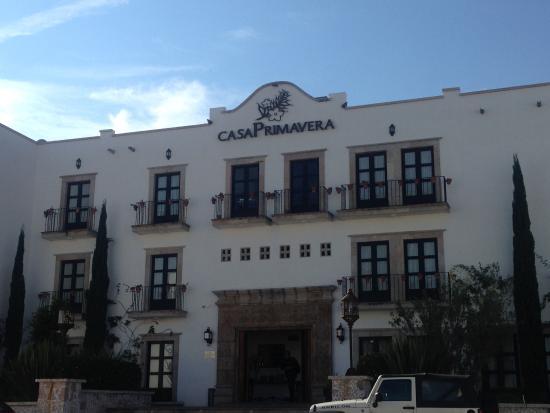 Hotel Casa Primavera: ホテル