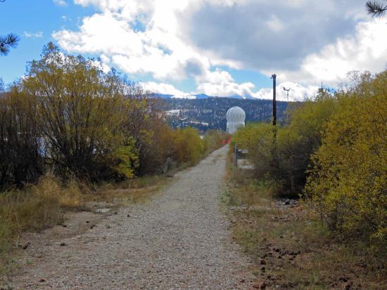 Big Bear Solar Observatory: BBSO - entry