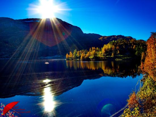 Hordaland, Norge: Eksingedalen