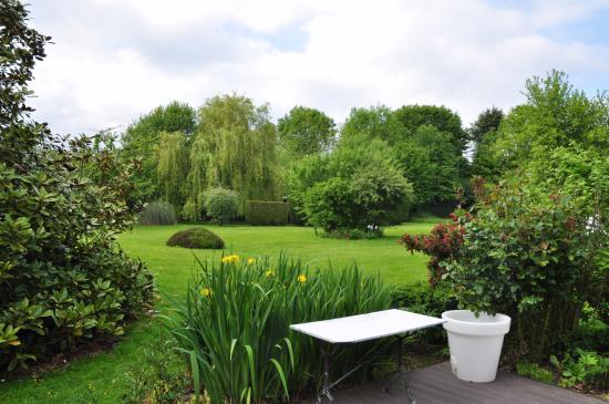 Le Clos Beauvallet : Gardens