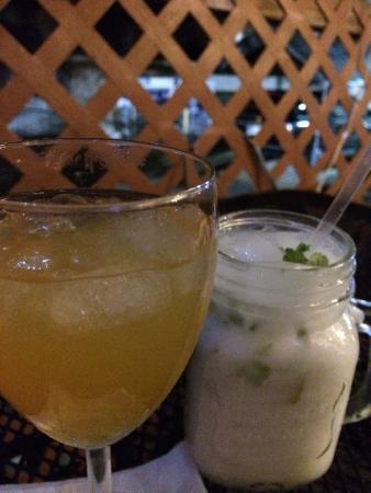 Moons Bar & Tapas: Todo bien rico...aunque no probamos platos fuertes, pq solo vinimos con la intencion de picar y