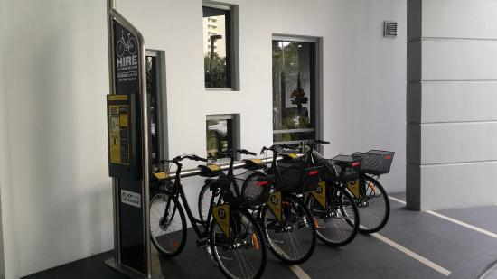 Spinway Gold Coast - Bike Hire