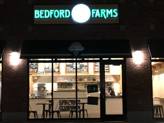 Great Summer Sweet Treat Review Of Bedford Farms Ice Cream Burlington Ma Tripadvisor