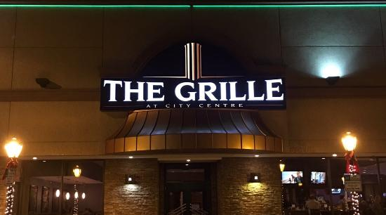The Grille at City Centre