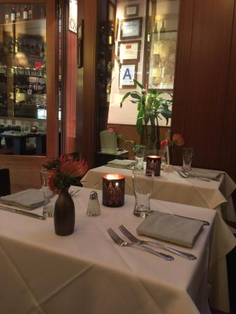 Photo of Italian Restaurant Via Quadronno at 1228 Madison Ave, New York City, NY 10128, United States
