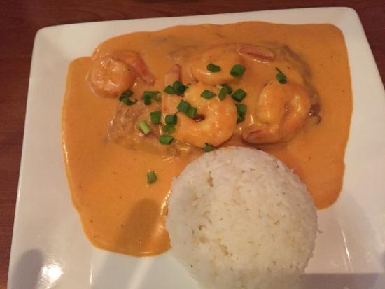 Alpamayo Restaurant: Menu Options, Meal choices, and Intaerior view of Alpamayo Peruvian Restaurant, Lee, MB