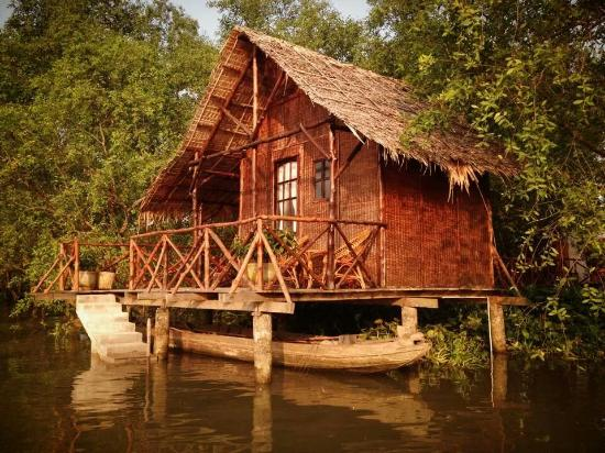 Coco riverside lodge updated 2017 reviews price for Jardin du mekong homestay