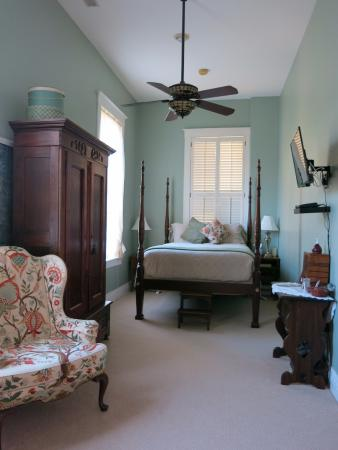Rocheport, MO: One of the rooms