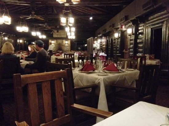 el tovar dining room reviews   Salão principal - Picture of El Tovar Lodge Dining Room ...