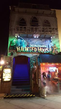 Nightmare Haunted House At Myrtle Beach