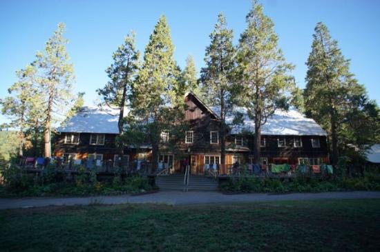 Breitenbush Hot Springs: Main Lodge
