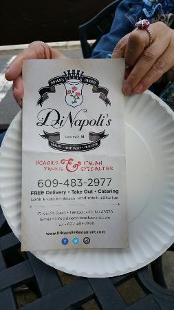 Lambertville, نيو جيرسي: Best Italian eatery!!!