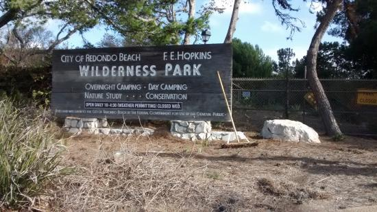 Wilderness park