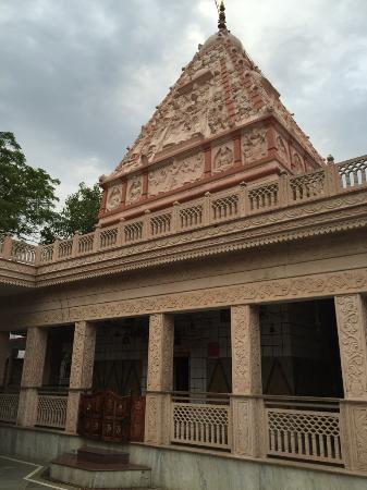 Pilibhit, India: Main Temple