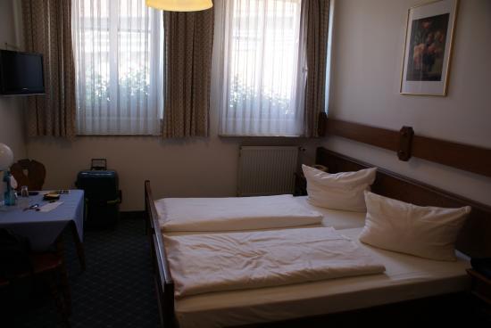AKZENT Hotel Schranne: 部屋