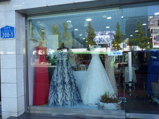 Ahyeondong Wedding Street