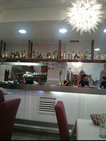 Restaurante EDEN: Bar