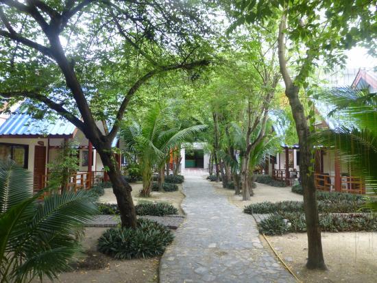 Andaman Resort: территория отеля