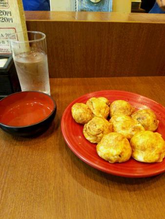 Takoyaki, Hirakata VIE.ORNER B1F