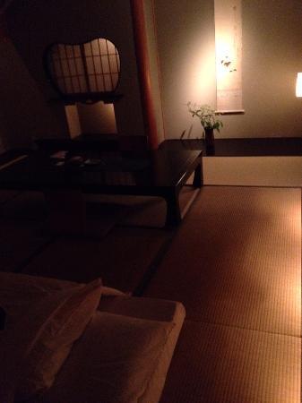 Myokenishiharaso: 居室