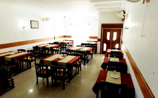 Paray Village County Hotel : coffee shop