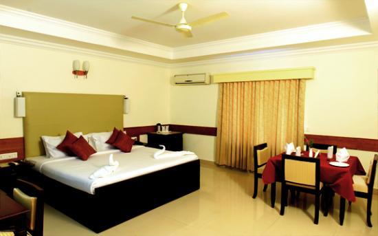 Paray Village County Hotel : Deluxe room