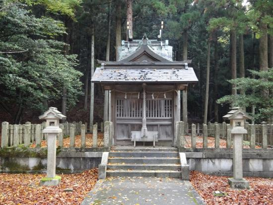 Matsu No Ki Shrine