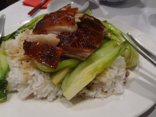 Supper Inn : Roasted Piglet Rice