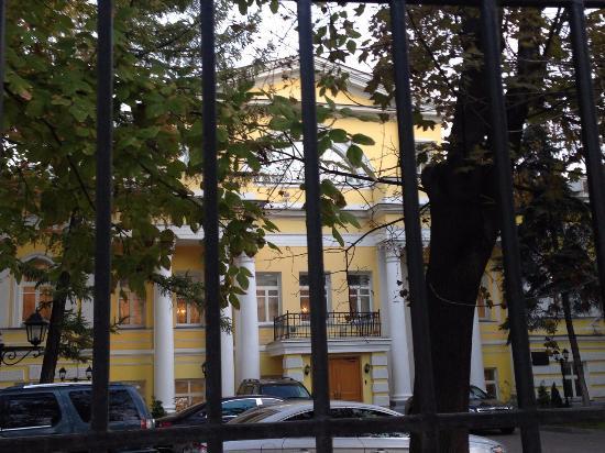 House of Denis Davydov