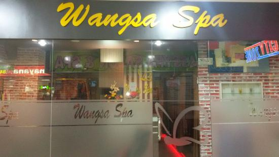Nagoya, Indonesien: Wangsa Spa @ Avava Mall