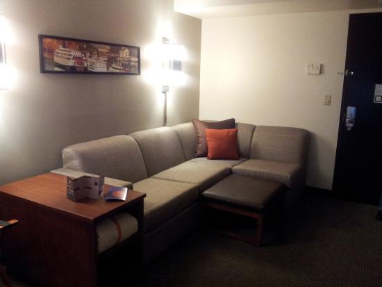 Hyatt Place Sacramento Roseville: Room 630