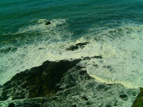 muchas corrientes - Picture of Playa de Benijo, Almaciga - TripAdvisor
