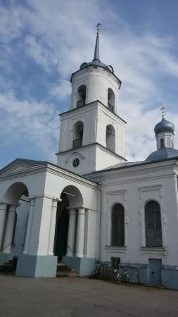 Ostrov, Russia: Собор в городе Остров