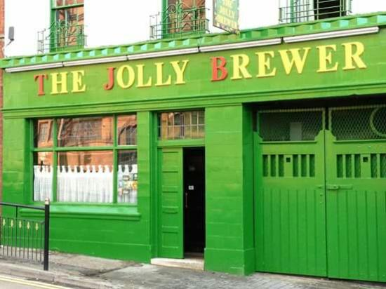 ‪Jolly Brewer‬