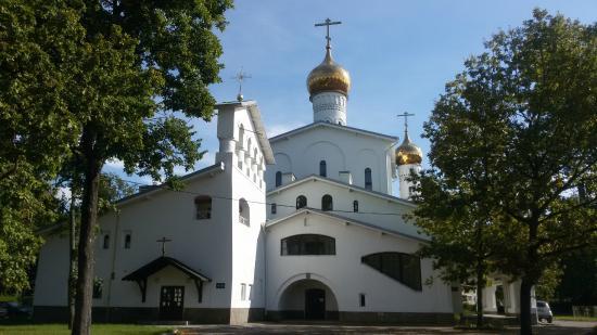 The Church of Faith, Hope, Love and Sophia