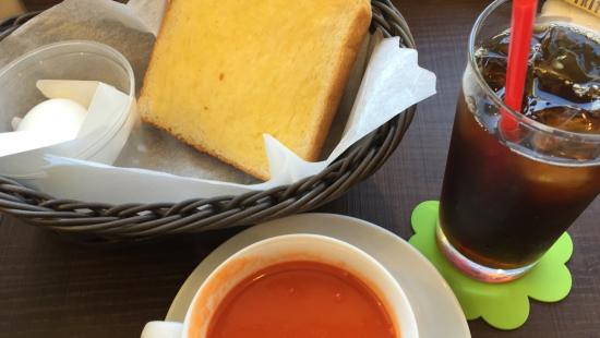 Potier Coffee Shinyokohama
